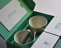 Package Design: Flúvio