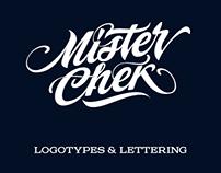 LOGOTYPES & LETTERING