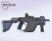 Shield Security - Weapon Design