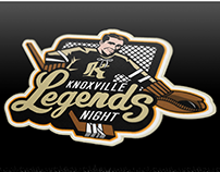Knoxville Ice Bears - Legends Night