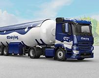 DairyLog   Brand Identity