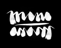 Mono lettering