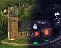 Iglesia embrujada