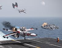 LEGO STAR WARS - for Sciences&Vie Junior Magazine