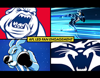 AFL | LED Fan Engagement