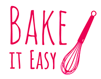 Logo 'Bake it Easy' (patisserie)