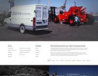 Alliance Port Service S.r.l. 2014 Corporate Website