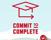 Commit to Complete Campaign
