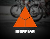 Ironplan - mobile app concept