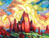 Colorado Paintings