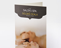 Golden Ocala Golf & Equestrian Club Spa Brochure