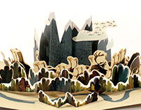 Pop-Up Book, Animal migration