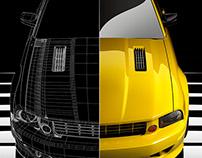 Saleen Mustang 2005