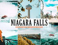 Free Niagara Falls Mobile & Desktop Lightroom Presets