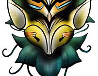 Textured Illustration