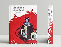 Tilkinin Ziyafeti book cover design