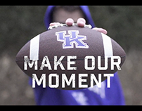 University of Kentucky - 2015 Super Bowl Advertisement