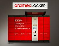 Aramex Locker - Advertising