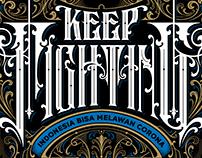 Keep Fighting