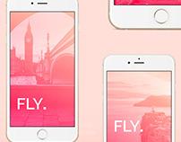 Fly UI kit - 2017