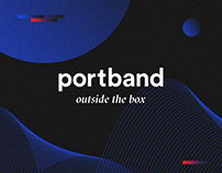 Portband | Brand Identity & Website Design