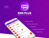 SMS Plus - App Overview