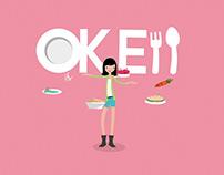 TV Spot - OKEII mobile app