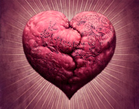heart. (emoji series)