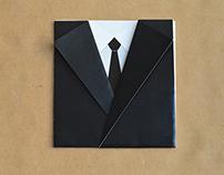 Folder Design - Convocation Invite for IIMC