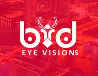 UI/UX Design for Bird Eye Vision Agency