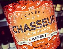 Cuvee, wine makers selection, wine branding