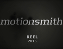 MotionSmith REEL 2016