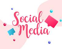 Social Media | Personalized Socks