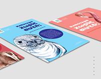 Mont Parnes Zoo / POSTERS-ADS