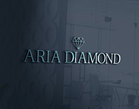 aria diamond logo