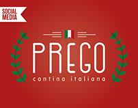 Cantina Prego - Social Media