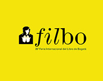 Diseño gráfico /  propuesta campaña FILBO Bogotá 2015
