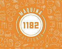 Máquina 1182 Branding cafetería