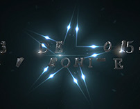 Cinematic Trailer Titles 2