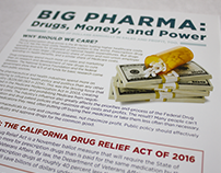 CHC Big Pharma Flier