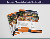 Corporate / Property Real state / Business Flyer
