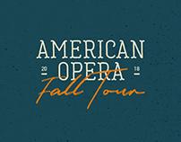 American Opera: Fall Tour