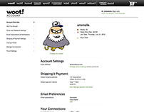 Woot – Site Redesign