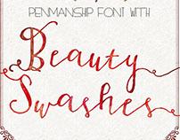 Calligrapheez Font Modern Calligraphy
