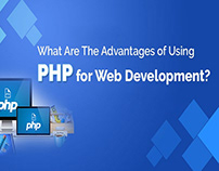 Advantages of Using PHP for Web Development