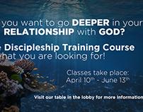 Discipleship Training Course slide