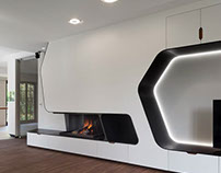 Fireplace for BHOOM