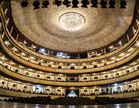 Teatro Guillermo Valencia Popayán - Cauca