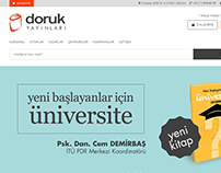 Doruk Yayınları Book Store and Publisher