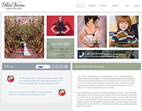 Paula Veverka Photography Responsive Web Design